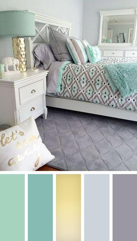 colores para dormitorios pequeños