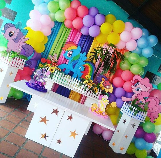 personajes para fiestas infantiles de niña