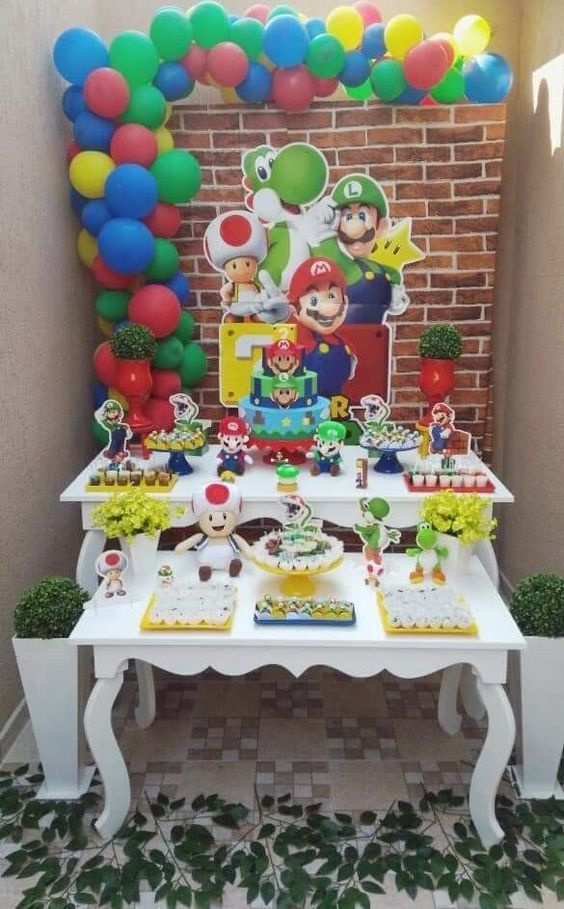 personajes para fiestas infantiles para niños