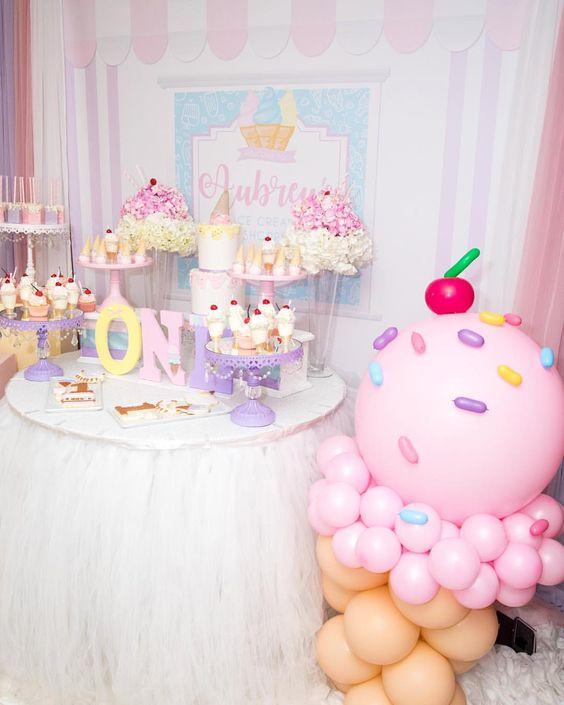 ultimas tendencias en decoracion de fiestas infantiles 2019