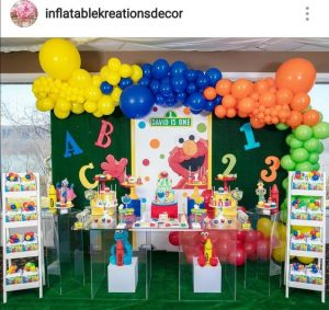 ultimas tendencias en decoracion de fiestas infantiles 2019
