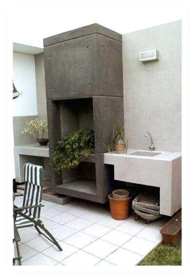 asadores para el jardín