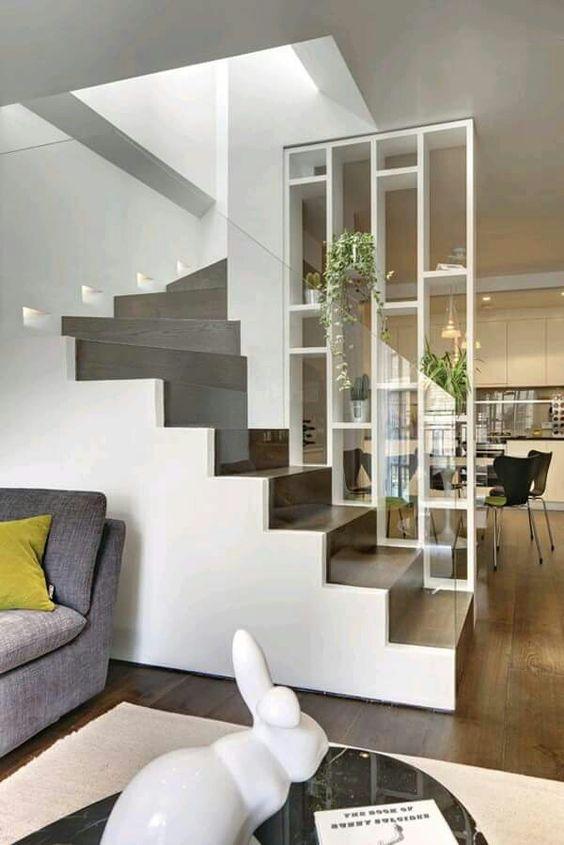 Diseño de Escaleras para Casas Pequeñas