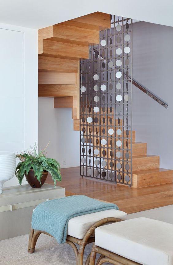 escaleras modernas para casas pequeñas
