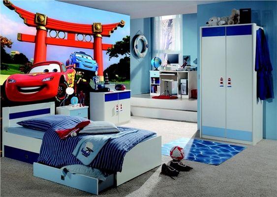 habitaciones modernas infantiles