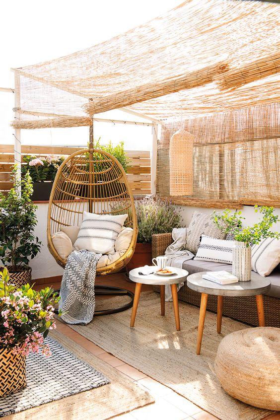 ideas para remodelar el patio