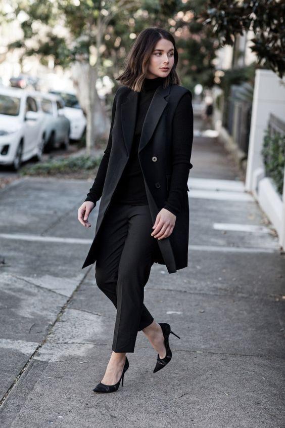 moda para mujeres de 30 a 40 para oficina