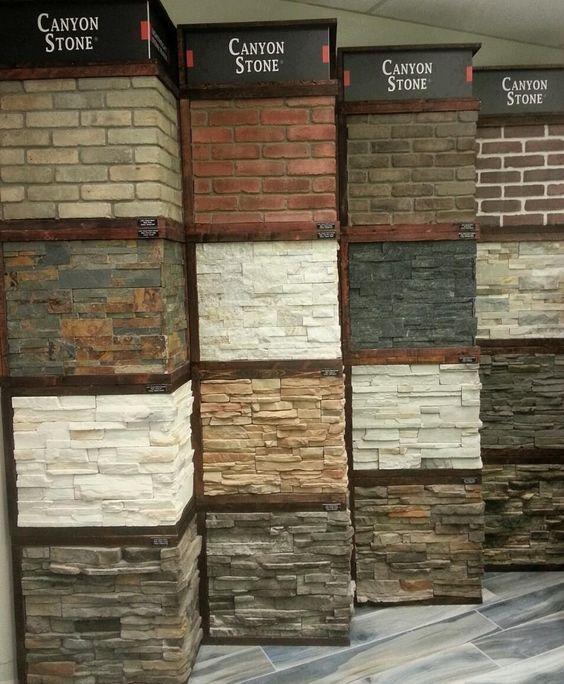 tipos de piedra laja para decorar espacios