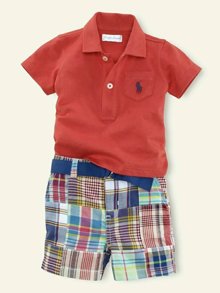 combinacion de colores en ropa para niños