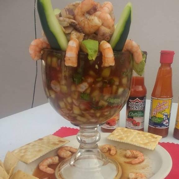 Platillos faciles con mariscos para semana santa