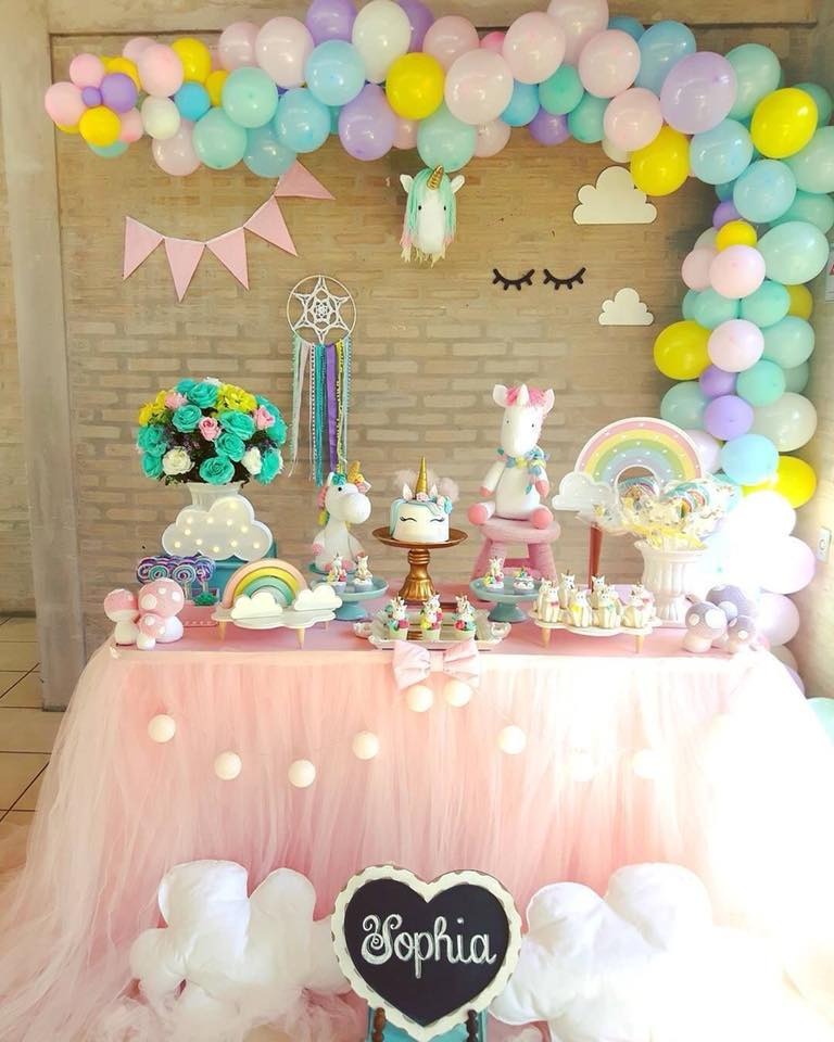 ideas para baby shower de niña 2019