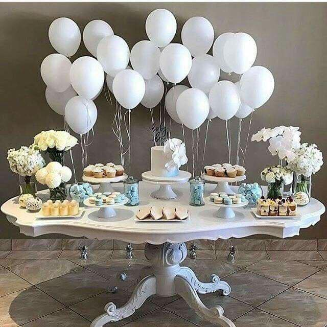 ideas para baby shower economico