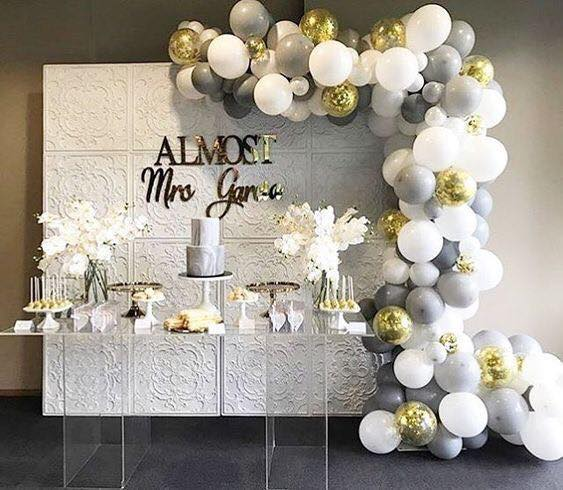 ideas para decorar baby shower niño
