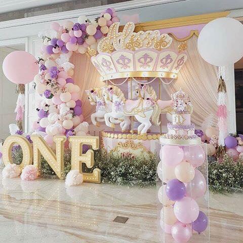 las mejores ideas para decorar un baby shower