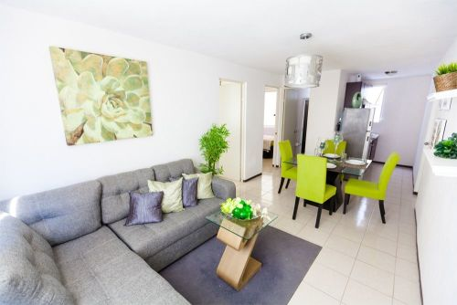 Decoracion y diseño de interiores de casas pequeñas 2019