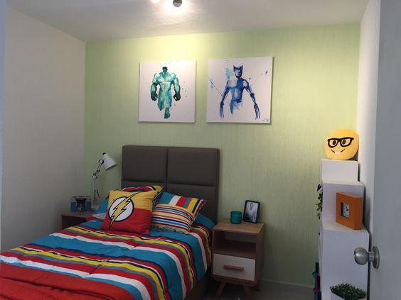 Diseños de interiores de casas sencillas en habitaciones