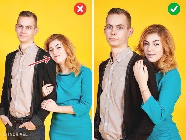 Fotos en pareja romanticas