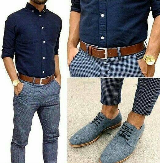 Outfit de oficina para hombres
