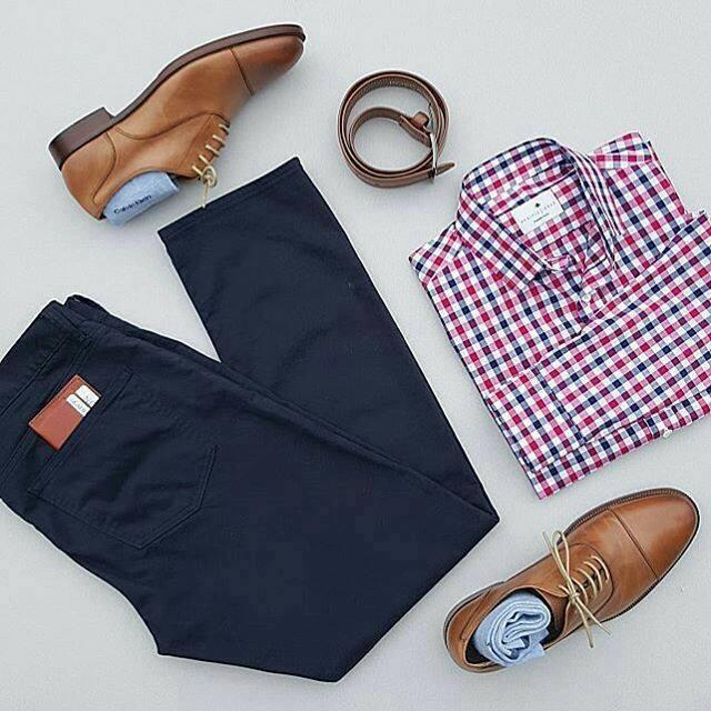 Outfits modernos para hombres 2019