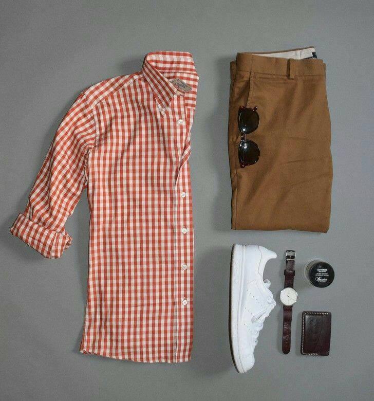 Outfits modernos para hombres 2019 con tenis