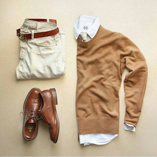 Outfits modernos para hombres look formal