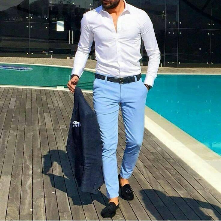 Ropa de moda para caballeros