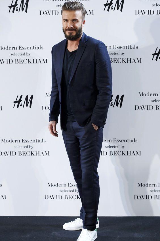 Como combinar jeans y blazer hombre