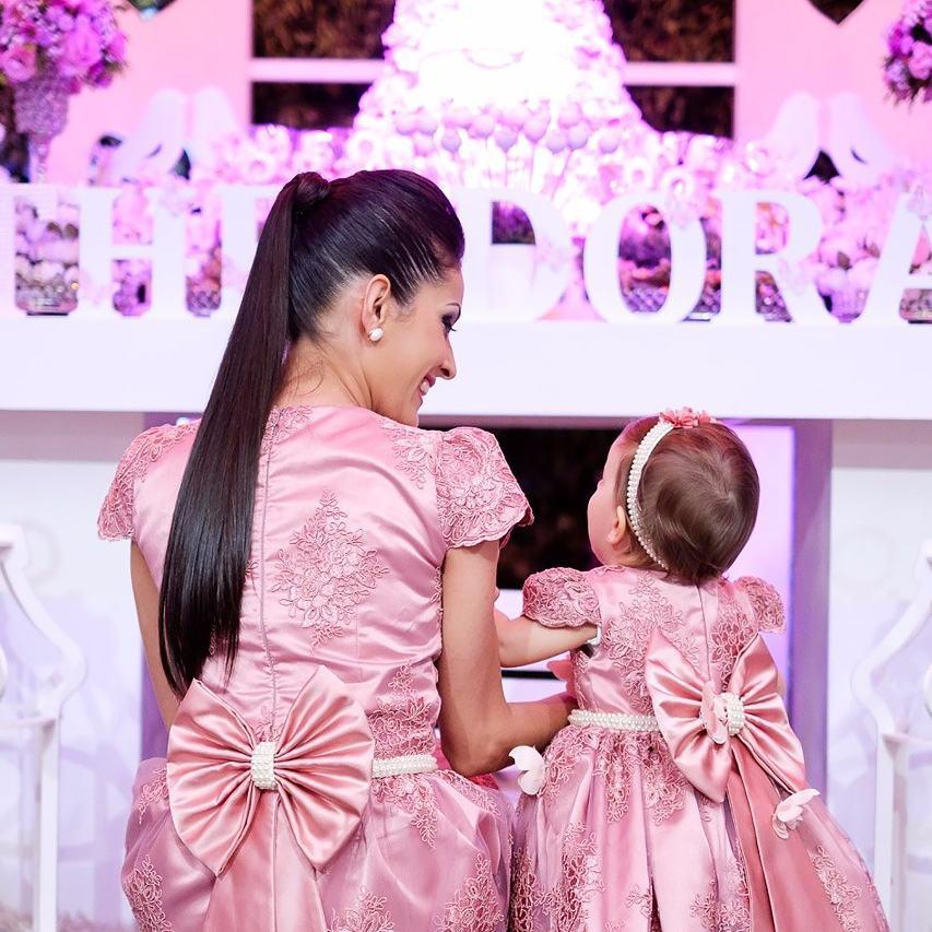 vestidos de gala madre e hija