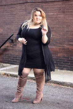 Como vestir con estilo si soy tallas grandes
