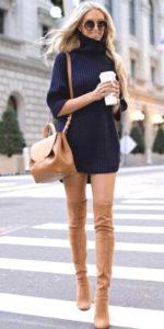 Botas femeninas para mujeres maduras