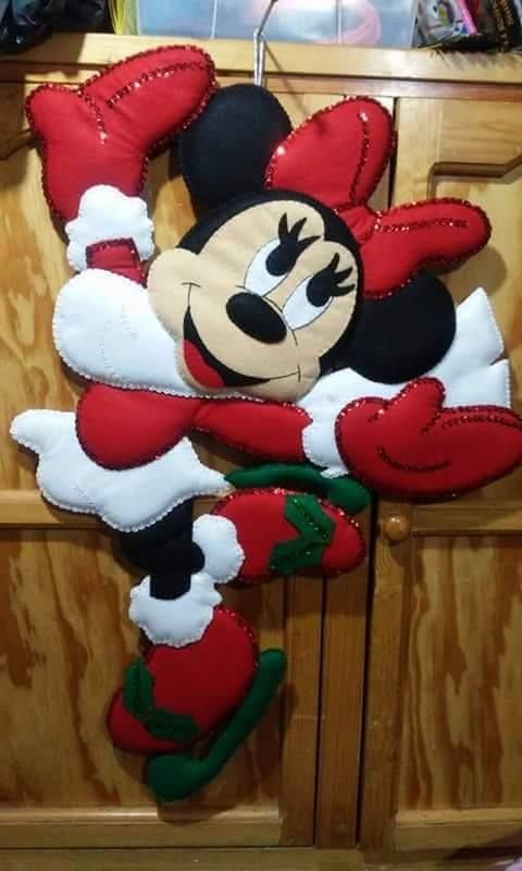 adornos de mickey mouse
