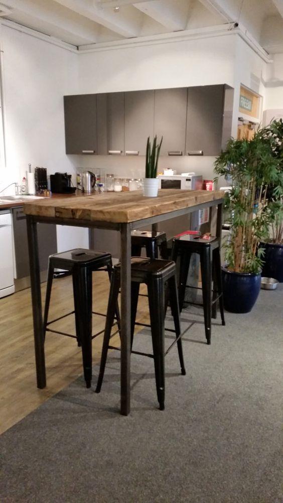 bancos de cocina modernos y economicos