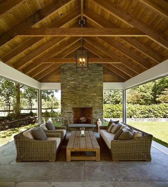diseño de palapas de madera