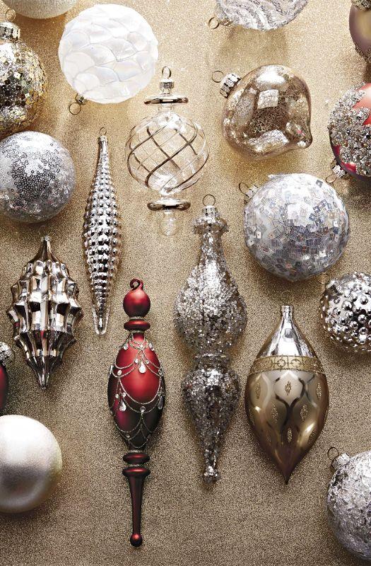 Esferas Navideñas de Moda