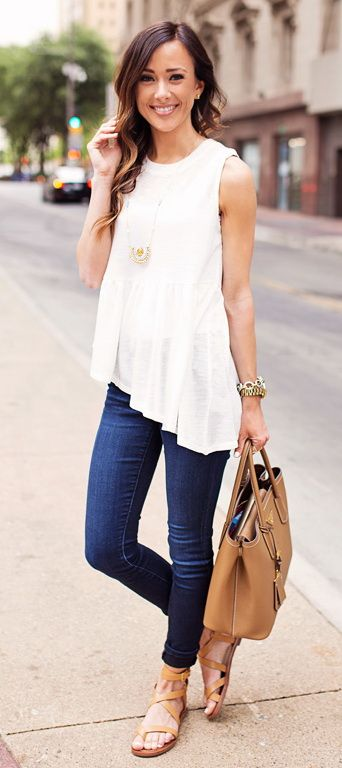 Looks con jeans