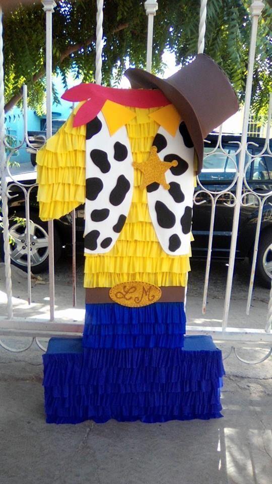 piñatas para toy story 4