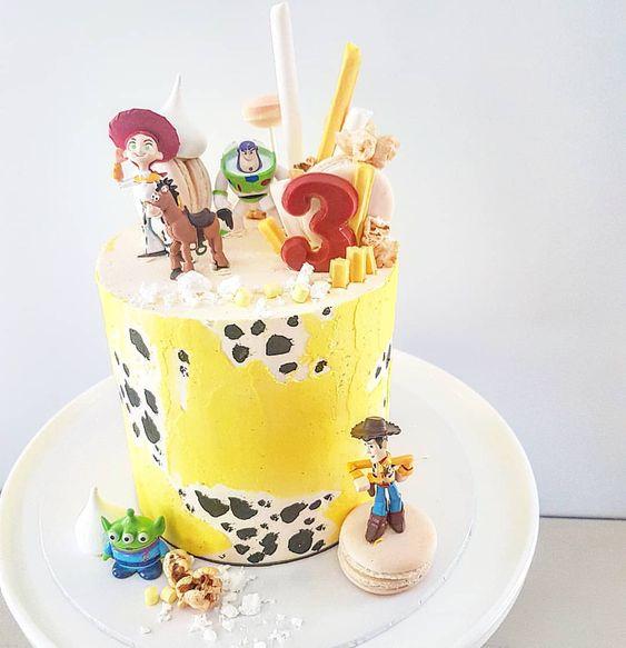 torta de toy story 4
