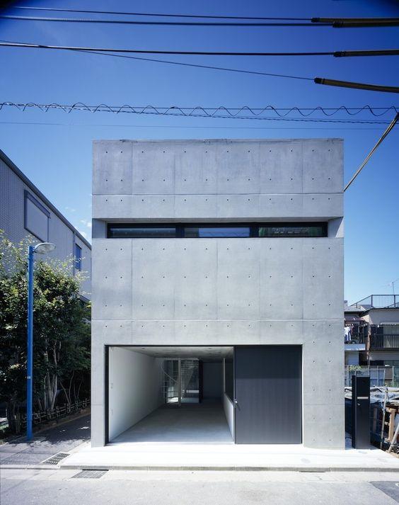 revestimiento exterior para paredes con cemento pulido