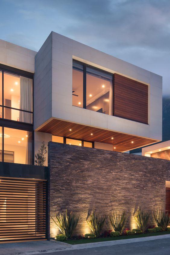 revestimientos modernos para fachadas