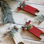 Ideas de manualidades navideñas fáciles de hacer